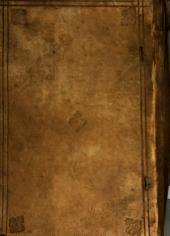 Disputationum Roberti Bellarmini politiani cardinalis: De controversiis Christianae fidei adversus huius temporis haereticos, Volume 3