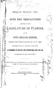 Acts and Resolutions of the General Assembly of the State of Florida