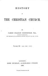 History of the Christian Church: Volume 3