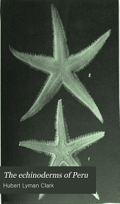 The Echinoderms of Peru