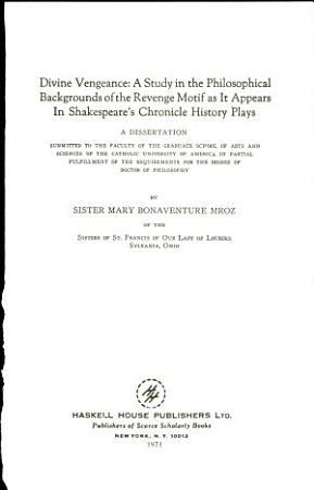 Divine Vengeance PDF