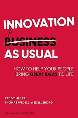 Innovation as Usual PDF
