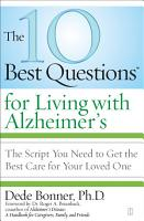 The 10 Best Questions for Living with Alzheimer s PDF