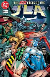 JLA (1996-) #5