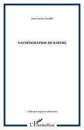 Nauséographie de Sartre