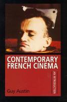 Contemporary French Cinema PDF