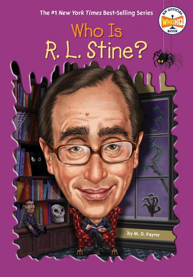 Who Is R  L  Stine  PDF