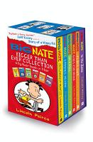 Bigger Than Ever Collection  Big Nate  PDF