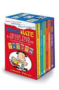 Bigger Than Ever Collection (Big Nate)