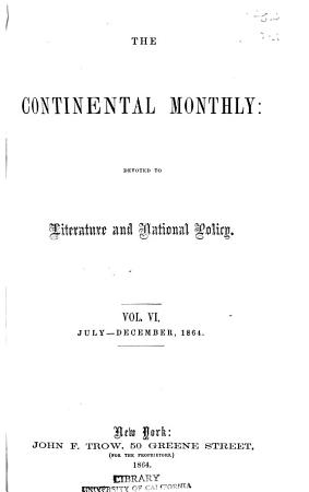 The Continental Monthly PDF