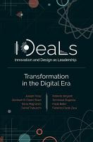 IDeaLs  Innovation and Design as Leadership  PDF