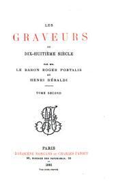 Les graveurs du dix-huitième siècle: Volume2,Numéro1