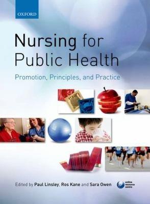 Nursing for Public Health  Promotion  Principles and Practice PDF