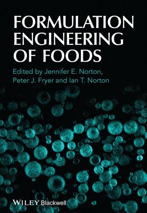 Formulation Engineering of Foods PDF