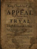 Appeal to All Rational Men, Concerning His Tryal at the High Court of Justice