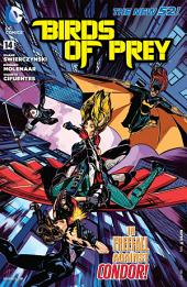 Birds of Prey (2011-) #14