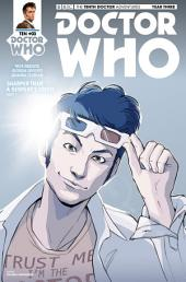 Doctor Who: The Tenth Doctor #3.3: Sharper than a Serpent's Tooth Part 1