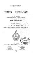 Compendium of Human Histology PDF