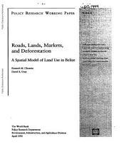 Roads, lands, markets, and deforestation