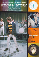 Download The Greenwood Encyclopedia of Rock History  Folk  pop  mods  and rockers  1960 1966 Book