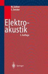 Elektroakustik: Ausgabe 3