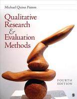 Qualitative Research   Evaluation Methods PDF