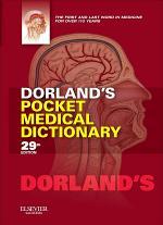 Dorland's Pocket Medical Dictionary E-Book