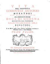 Opere del proposto Lodovico Antonio Muratori: Volume 1