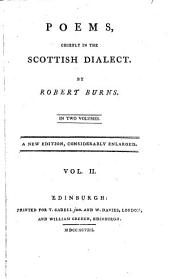 Poems, Chiefly in the Scottish Dialect: Volume 1