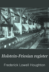 Holstein-Friesian Register: Volume 27, Part 2