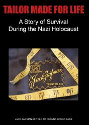 Tailor Made For Life A Story Of Survival During The Nazi Holocaust Book PDF