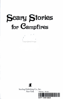 Scary Stories for Campfires PDF