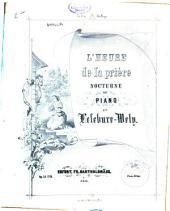 L' heure de la prière: nocturne pour piano ; op. 54, Issue 2