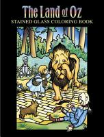 The Land of Oz Stained Glass Coloring Book PDF