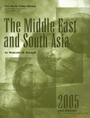 The Middle East and South Asia