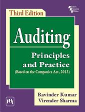 AUDITING: PRINCIPLES AND PRACTICE, Edition 3