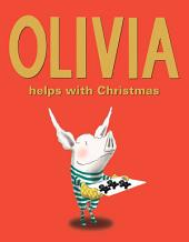 Olivia Helps with Christmas: with audio recroding