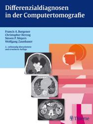 Differenzialdiagnosen in der Computertomografie PDF