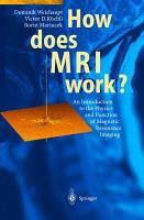 How does MRI work  PDF