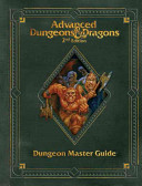 Premium 2nd Edition Advanced Dungeons and Dragons Dungeon Master's Guide