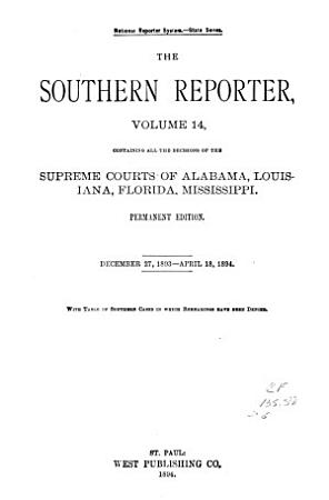 The Southern Reporter PDF