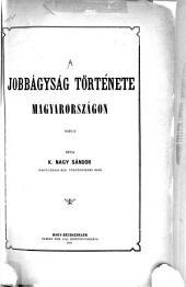 A jobbágyság története Magyarországon