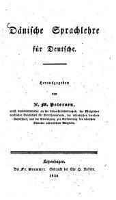 Dänische Sprachlehre für Deutsche