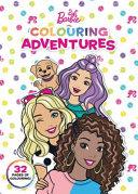 Barbie: Colouring Adventures (Mattel)