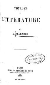 Voyages et littérature