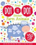 My First Sticker Dot To Dot  Farm Animals PDF