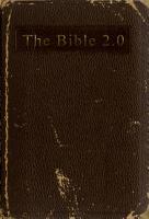 The Bible 2 0 PDF