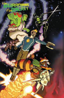 All New Guardians of the Galaxy Book