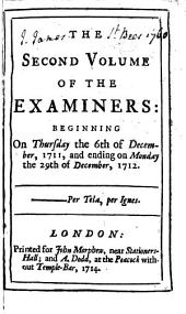The Examiner ...