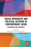 Social Movements and Political Activism in Contemporary Japan PDF